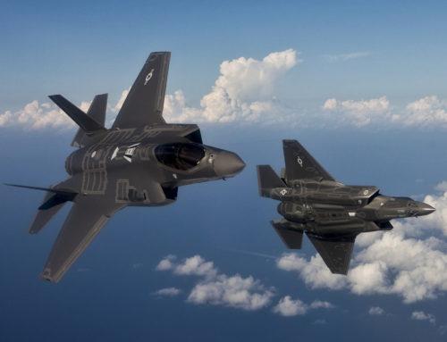 Fremskritt i F-35-prosjektet