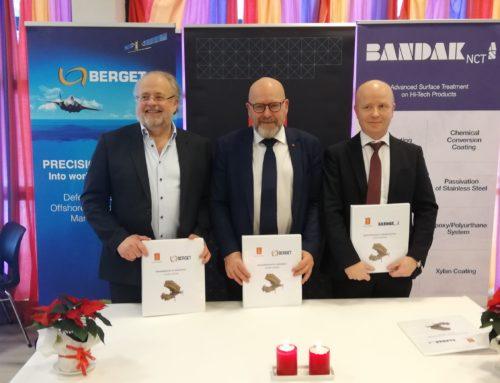 Eksport av norskutviklet NASAMS gir arbeidsplasser på Notodden